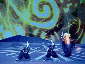 丰富多彩的彝族舞戏