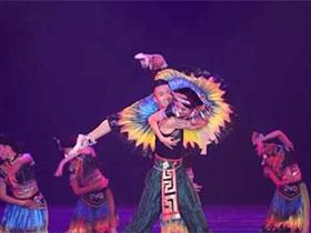 《彝彩》演绎多彩民族风 原生态歌舞展现彝族文化