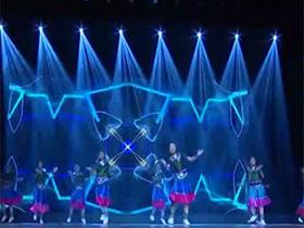 彝族儿童歌舞《畅想曲》