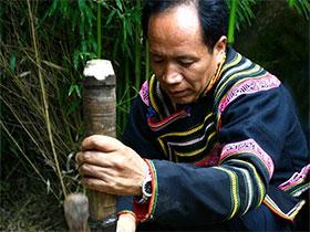 国家级非物质文化遗产传承人吉伍巫且:让彝族漆器走向世界