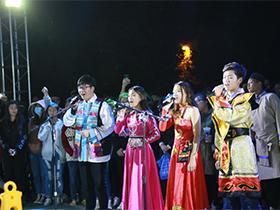 """江苏食品药品职业技术学院举办""""篝火·围炉""""庆祝彝族新年音乐会"""