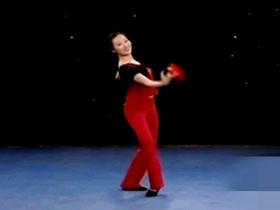 彝族烟盒舞教学