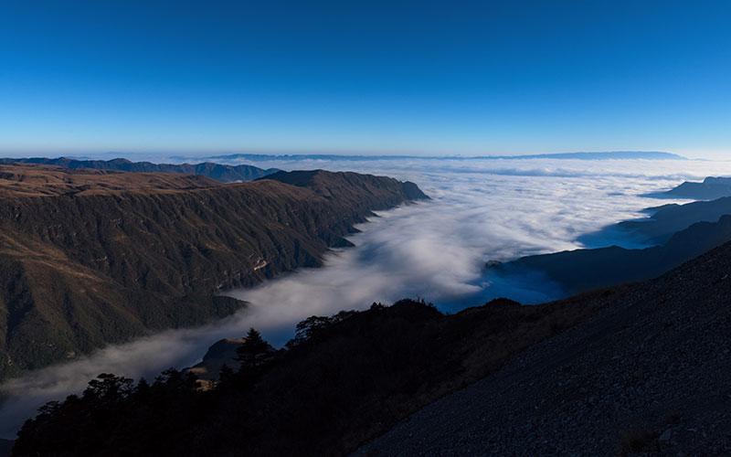西瓜堡云海