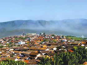 攀枝花迤沙拉:有江南风韵的彝族山村