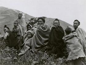美国国家档案馆公开二战时期中国彝族地区影像