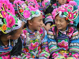 七彩云南2018民族赛装文化节启动仪式暨中国永仁直苴彝族赛装节活动公告