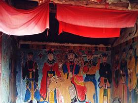 """南华五街彝族传统习俗—— 祭拜""""土主庙"""""""