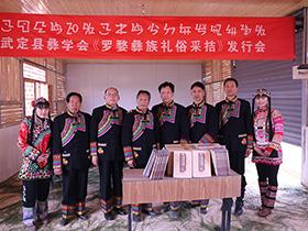 彝族纳苏支系的起源、发展、聚居地、生产生活情况与服饰文化