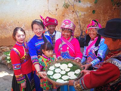 历史文化名村的文化坚守——迤沙拉姊妹节纪实