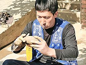 阿乌:彝族古老乐器——  一个幽美的传承