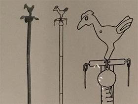 【凉山宝藏】凉山彝族祭祀中的木杖与两千年前文物惊人相似
