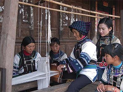 英武罗鲁文博园:开放在大山深处的彝族文化之花