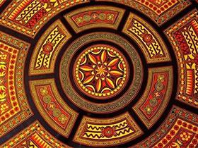 彝族漆器:流动的盛宴