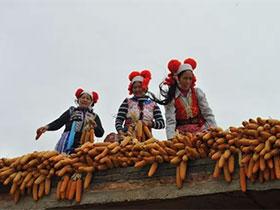 泸西县山色村:遗落凡尘的彝族文化古村落