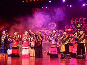 """""""大小凉山·千年彝风""""彝族文化风情周启动仪式在深举行"""
