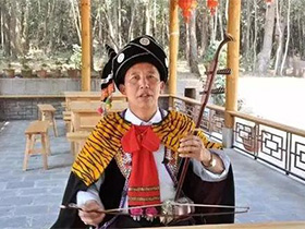 武定彝族酒歌传承人余学光:飘着酒香的彝族歌者