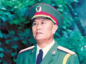 中国人民解放军第一位彝族将军吉木约打少将