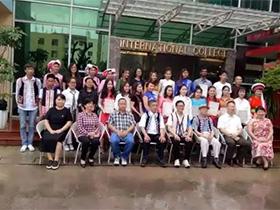 红河学院国际学院:让彝族刺绣文化走进大学校园