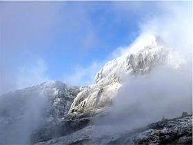 彝族人的圣山:轿子雪山——云海佛光令人惊叹