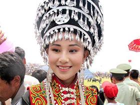 心中的仙女文化——彝族银饰制作文化