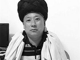 阿洛夫基组诗《后半夜的歌声》荣获四川民族文学奖