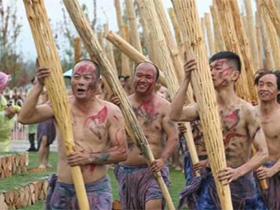 2018中国昆明彝族国际狂欢节暨首届古滇火把节火热开启