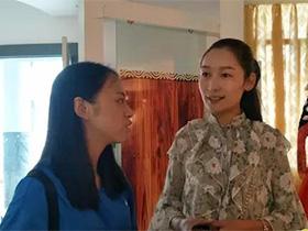 内江学子用镜头记录彝族服饰特色 感悟民族文化魅力