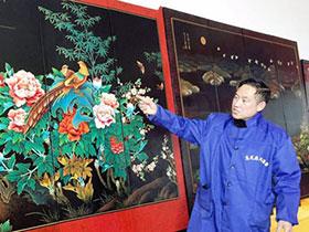 贵州大方漆器技艺激活彝族文化基因