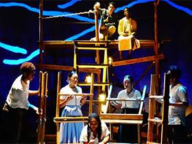 中美合作音乐剧《当爱》观演记:爱无界,艺无界!