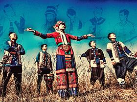把彝族原生态歌曲唱遍美国:[蛮虎乐队]将第二次登陆美国巡演
