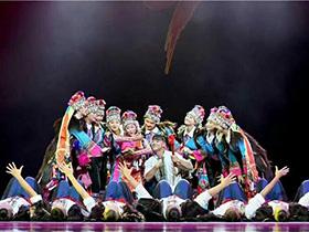 景东彝族舞蹈《月亮闪闪》获彩云奖