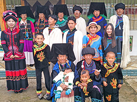 四代人接力毕摩文化——传统文化的坚守与传承
