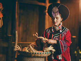 彝族婚纱摄影:别爱你在心口难开(二)