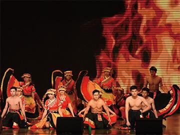 我们宣誓:千年文化有后人——90后00后彝族学子的民族梦