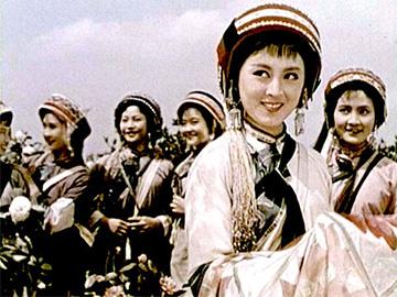 一部美丽的彝族电影,从被禁到解禁的全过程