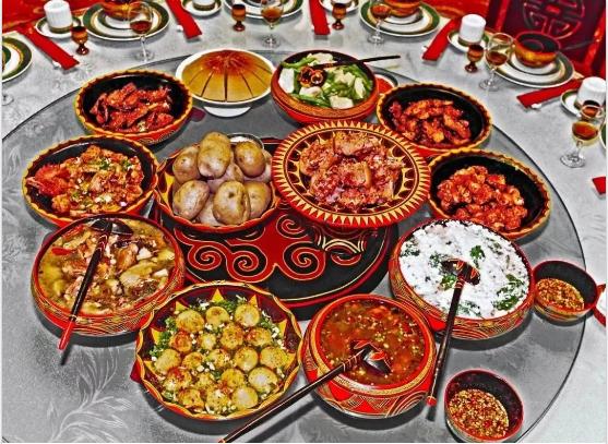 舌尖上的彝历新年,看看都有哪些美味?