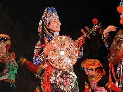 各具魅力的双柏的彝族民族山歌小调