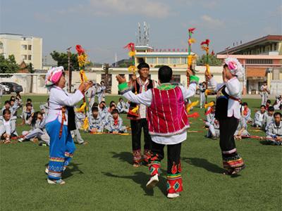 蒙自市雨过铺镇多措施让传统文化焕发新时代风采