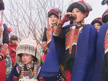 奇特的彝族婚俗(CCTV7《乡土》节目)