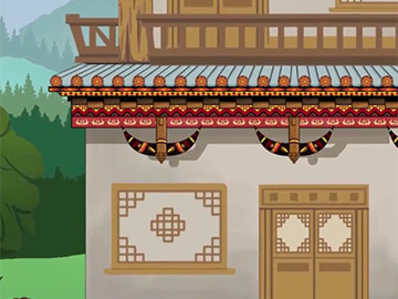中国彝族古训文化微动漫作品《知耻篇》