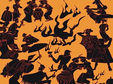 寻找远古时期古夷人迁徙发展的规律