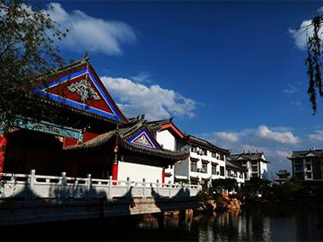 牟定县:推动文化旅游跨越发展