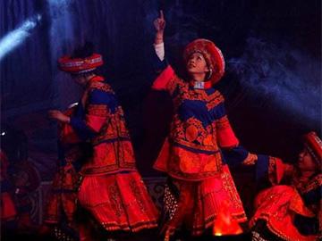 基督教文化对黔西北彝族民间音乐文化的渗透