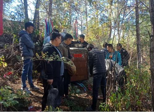 楚雄五街镇:彝族祭龙求水传统习俗