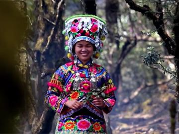 视频:楚雄彝族民歌《放羊调》