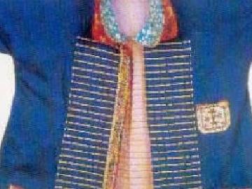 彝族区域服饰文化浅析
