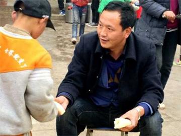 马云乡村校长计划获奖者沙浩:把学校办成民族文化传承基地