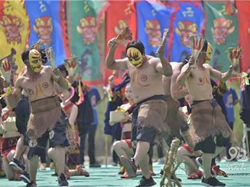"""神秘的祭虎大典!""""虎乡""""双柏释放独特彝族文化魅力"""