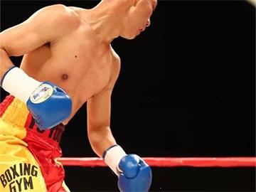 """客场击倒日本拳手的 是来自盐源的""""彝族雄鹰"""""""