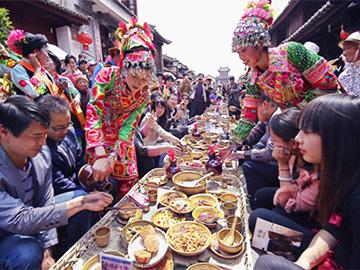 2019彝族祭祖节及第九届巍山小吃节即将开幕